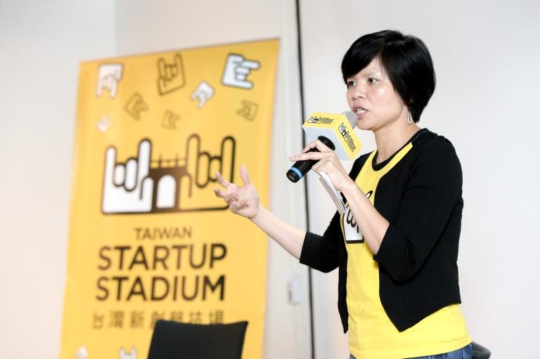3. 台灣新創競技場共同創辦人黃蕙雯(Anita Huang)表示,TSS和TAVAR將共同合作,鼓勵贊助台灣VR新創團隊發展到海外。