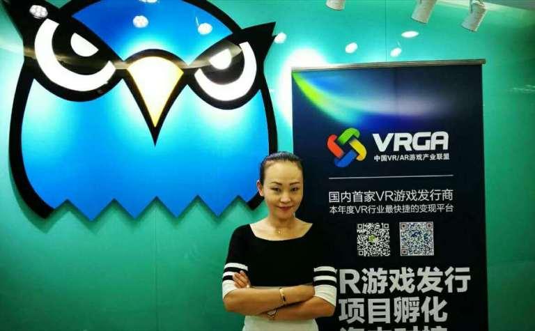 VRGA 中國VRAR遊戲產業聯盟 孫昱營運長.jpg